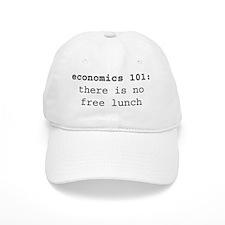 Economics 101 Yard Sign Baseball Cap
