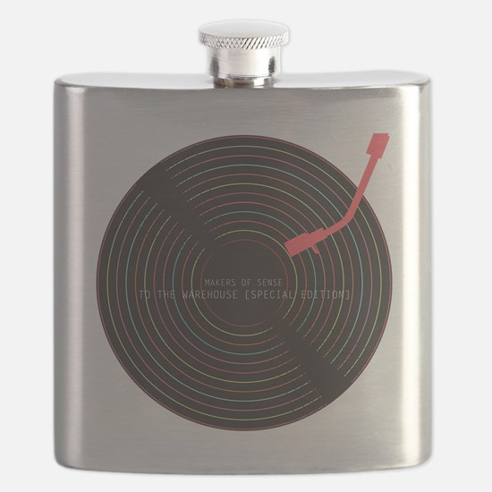 To the Warehouse [Special Edition T] Flask