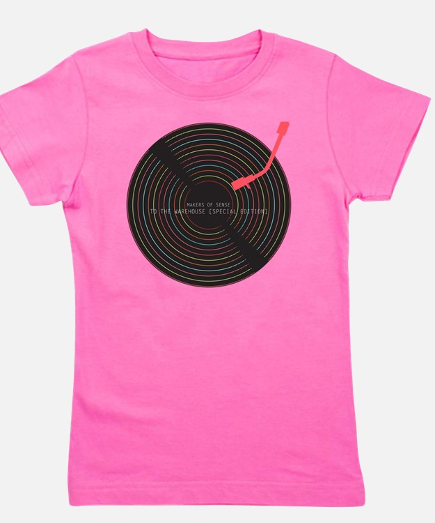 To the Warehouse [Special Edition T] Girl's Tee