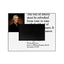 Jefferson - Tree of Liberty Picture Frame