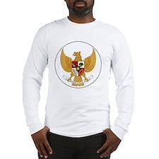 garuda pancasila Long Sleeve T-Shirt