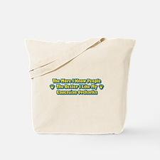 Like Caucasian Tote Bag