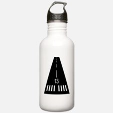 Dinner Runway Water Bottle