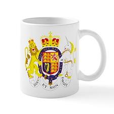 UK Coat of Arms Mug
