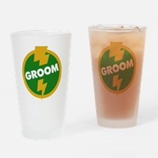 Groom Wedding - Dupree Drinking Glass