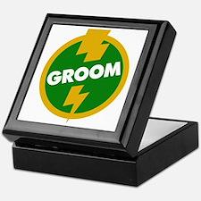 Groom Wedding - Dupree Keepsake Box