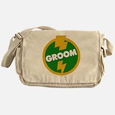 Groom Wedding - Dupree Messenger Bag