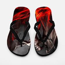 Demon Flip Flops