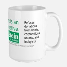 There Is An Alternative Large Mug