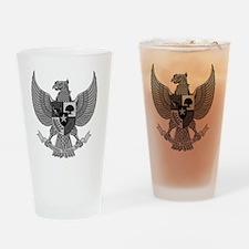 garuda pancasila Drinking Glass