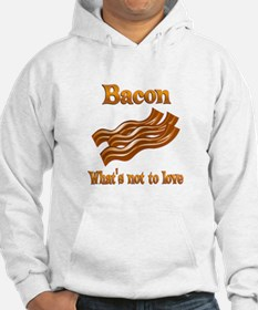 Bacon to Love Hoodie