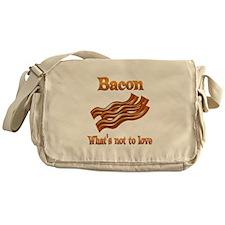 Bacon to Love Messenger Bag