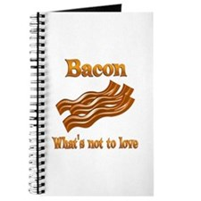 Bacon to Love Journal