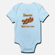 Bacon to Love Infant Bodysuit