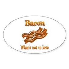 Bacon to Love Decal