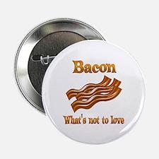 """Bacon to Love 2.25"""" Button"""