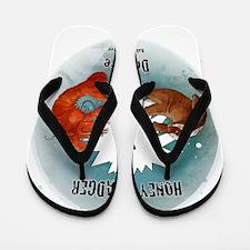 Honey Badger F Flip Flops
