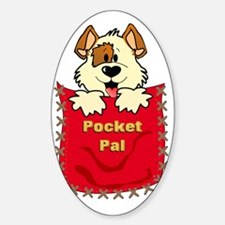 Puppy Pocket Pal Decal
