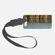 Coozie_Geese_1 Luggage Tag