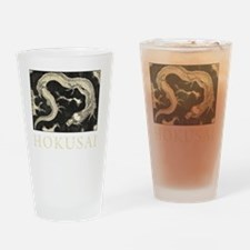 Hokusai Dragon Drinking Glass