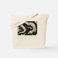 Hokusai Dragon Tote Bag