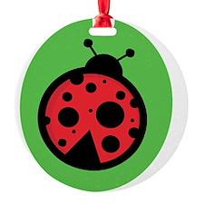 Ladybug_0021 Ornament