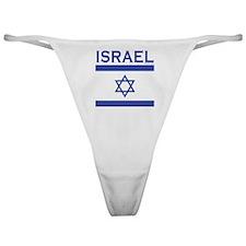 Israel12x12 Classic Thong