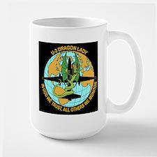 Dragon Lady Large Mug