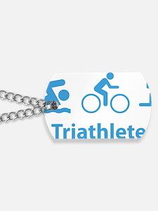 triathlon2E Dog Tags