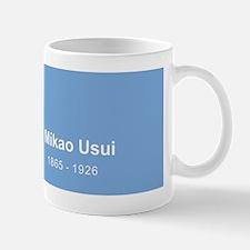 Mikao Usui Reiki, Mug
