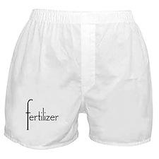 fertilizer Boxer Shorts