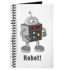 Robot! Journal