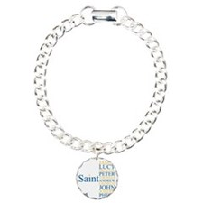 Barbados Parishes Bracelet