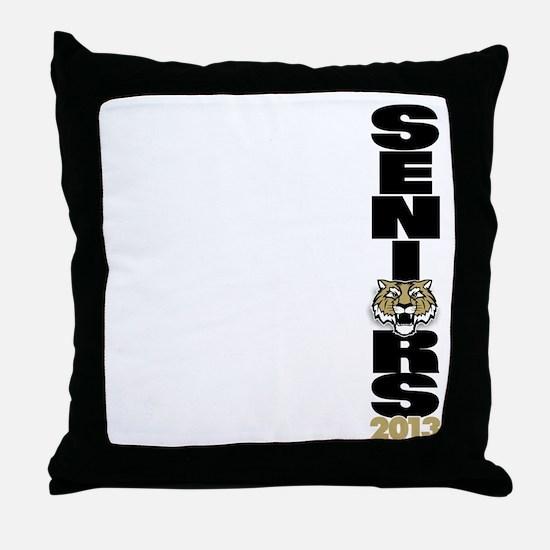 2013 (c) Throw Pillow