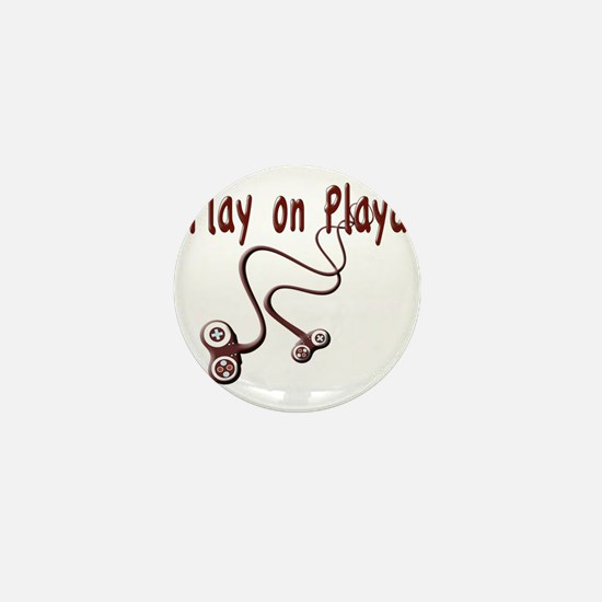 Play on Playa Shirt Mini Button