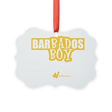Barbados Bad Boy Ornament
