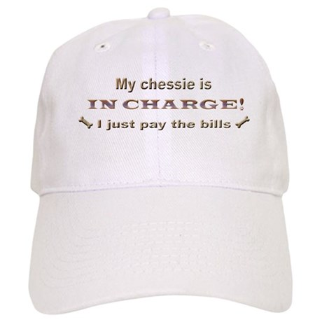 Chessie in Charge Cap