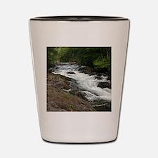 Sol Duc River Shot Glass