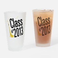 Class of 2013 Drinking Glass