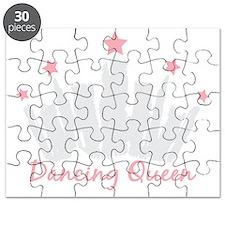 Dancing Queen Crown Puzzle