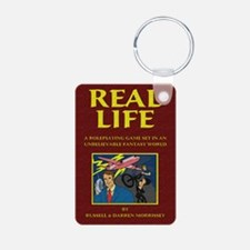 Real Life Cover Keychains