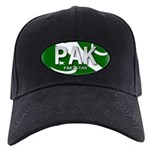 Pakistan Pride Black Cap
