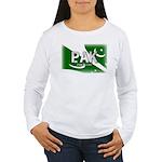 Pakistan Pride Women's Long Sleeve T-Shirt