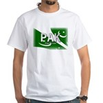 Pakistan Pride White T-Shirt