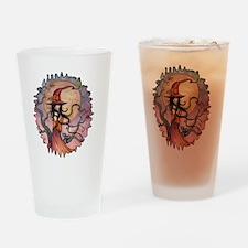 Autumn Magic Drinking Glass