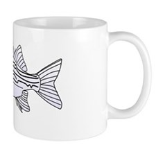 White Bass fish Mug