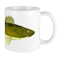 Walleye fish Mug