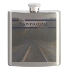 Harms Way Cover Flask