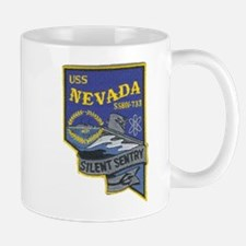 USS NEVADA Mug