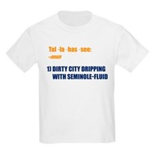 Tallahassee Definition Kids T-Shirt